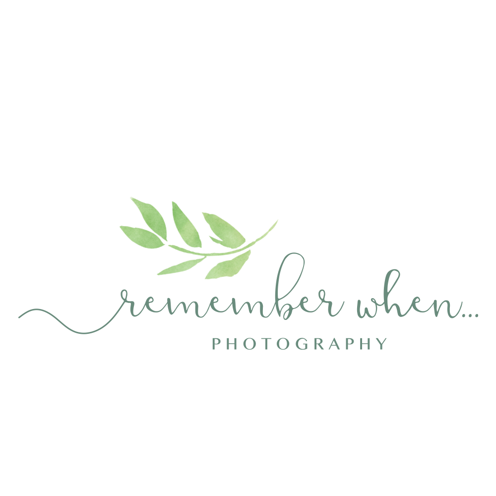 Remember when photography logo color