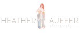 Heather lauffer photography logo