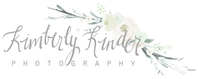 Kimberly kinder logo image in grey